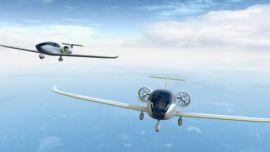 新能源汽车出行已落伍!保时捷联合波音研发电动飞机,更省油!