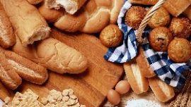 榨完汁的苹果渣不要扔,磨成粉做成吃不胖的面包,隔壁胖子馋哭