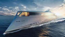 被谣传以6.4亿美元卖给比尔盖茨,这艘氢动力游艇有什么特殊之处?