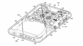 即将正面开撕?小米环绕屏手机发布后,苹果也公布了环绕屏专利