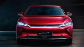特斯拉的噩梦来了,比亚迪汉携华为HiCar系统正式上市!