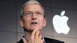 库克领导的后乔布斯时代,苹果市值首破2万亿美元
