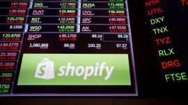 """新电商Shopify发动""""叛乱"""",亚马逊帝国岌岌可危?"""