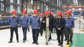 访湖南钢厂,下山西煤矿,任正非意欲何为?
