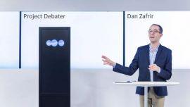 IBM最强AI辩手:熟读4亿篇档案,辩论水平接近人类