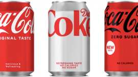 全球更新包装,106岁的可口可乐创新不止