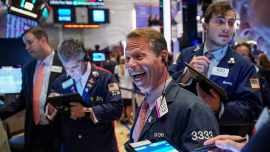 美股资讯放送:股市收盘走高,焦点转向收益
