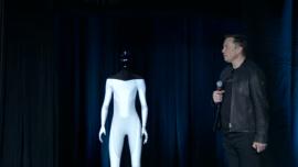 马斯克将推出利用AI技术的特斯拉机器人